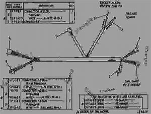 1v8666 Harness Assembly