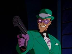 Riddler: Batman: The Animated Series | DC Characters ...