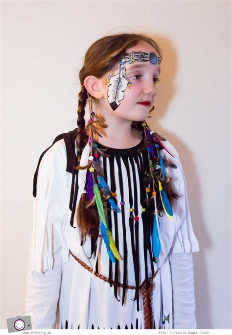 karnevals diy indianer kost 252 m basteln mrsberry familien reiseblog 220 ber das leben und reisen