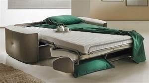 Photos canapé lit convertible couchage quotidien