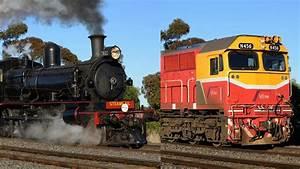 Steam Train Vs Diesel Electric