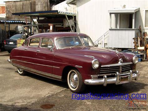 1949 Hudson Commodore Sedan Clean California Car