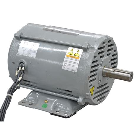 200 Hp Electric Motor by 3 Hp 1175 200 400 Vac 3ph General Electric Motor 184t