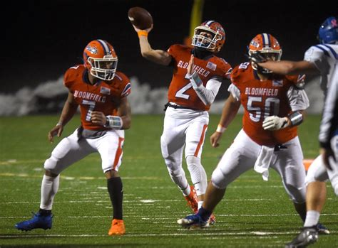Top Bloomfield quarterback Daron Bryden leaves to play ...
