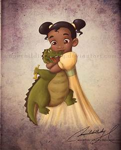 Walt Disney Characters images BABY TIANA HD wallpaper and ...