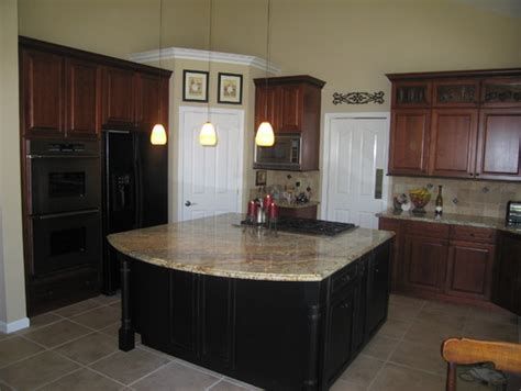 how much overhang for kitchen island overhang