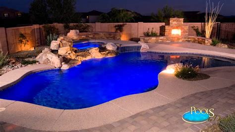 Pool Design by Pools By Design Tucson Arizona Pool Builder