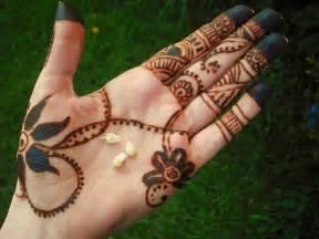 Pics Photos - Simple Mehndi Design