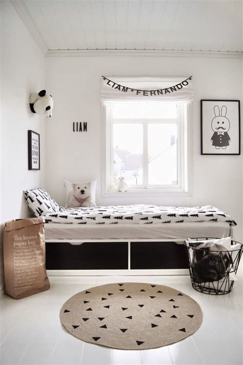 chambre noir et blanc boys 39 rooms mommo design