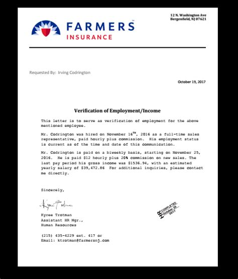 The letter from your healthcare provider should also explain any errors that they made (if applicable). Proof Of Insurance Letter - payment proof 2020