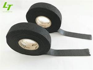 Black Cotton Cloth Electrical Insulation Insulating Tape
