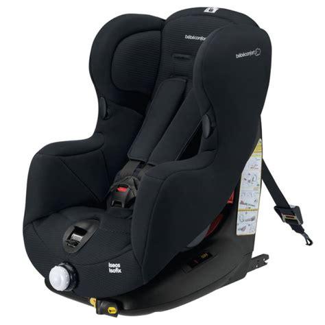 siege auto 5 ans siège auto iséos isofix total black bébé confort outlet