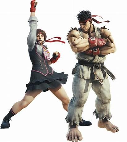 Fighter Hunter Monster Street Sakura Ryu Event