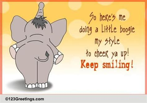 Funny Cheering Someone Up Quotes