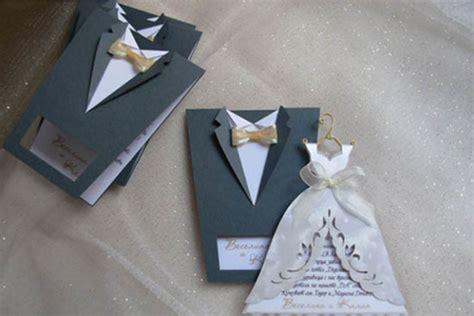 contoh desain kartu undangan pernikahan unik bikin kamu