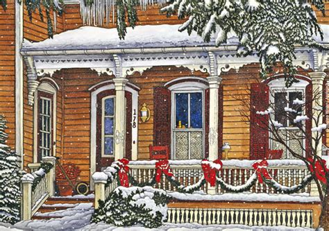 Awesome Winter Decorating Ideas For Your Porch