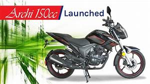 Super Power Motorcycle Launches Archi 150cc Bike in Pakistan