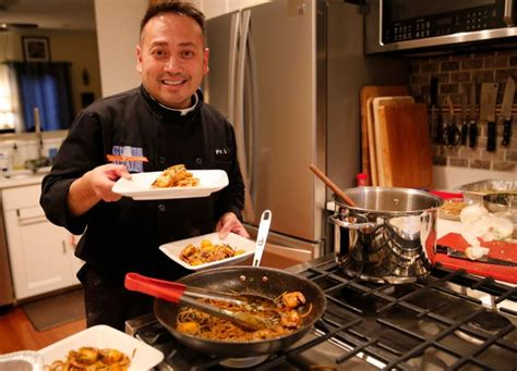 cuisine priest priest s mission starts with getting to the dinner table catholic philly
