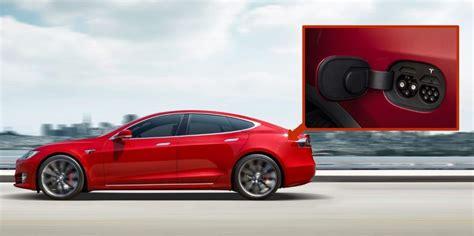 Tesla Cambia El Puerto De Carga De Los Model S Y X
