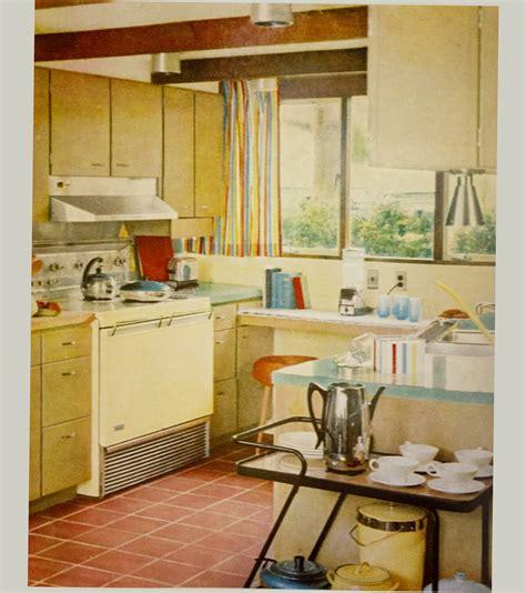 mid century modern kitchens cabinets ellecrafts