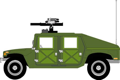 humvee clipart free to use public domain military clip art