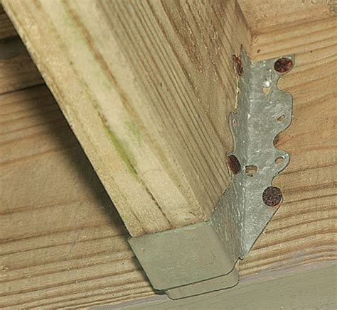 deck joist screws upgraded deck homebuilding