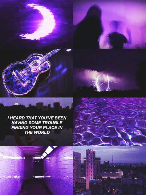 universexox purple aesthetic purple