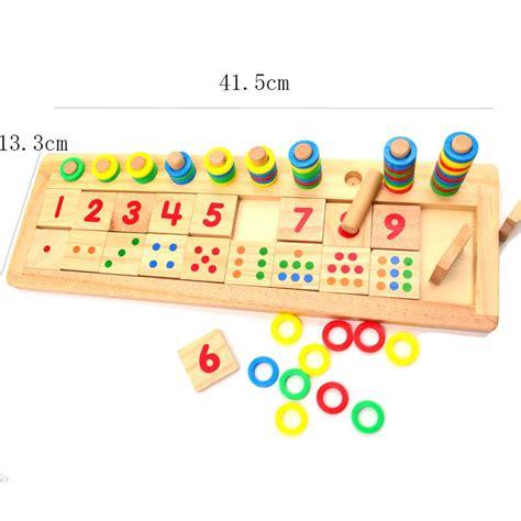rainbow montessori preschool new montessori rainbow rings dominos children preschool 454