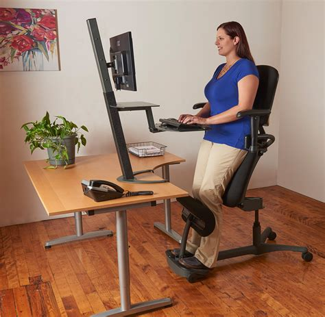 standing desk chair concept ergonomic standing chair new home design