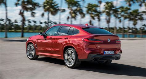 2019 Bmw X4 Is Allnew, But You Probably Can't Tell The
