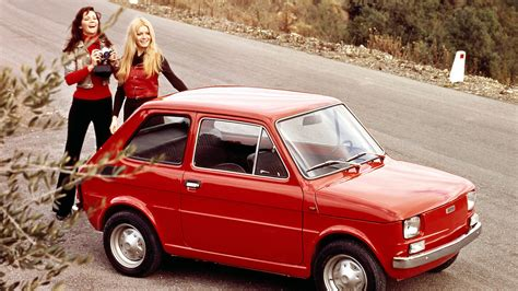 Polski Fiat by Soviet Bloc Cars Were Polski Fiat 126p