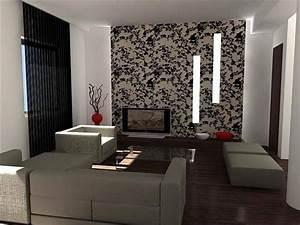 Tapete Living : living room cu tapet idei amenajari ~ Yasmunasinghe.com Haus und Dekorationen