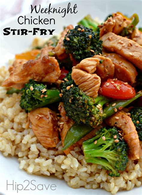 chicken stir fry recipes easy chicken stir fry recipe dishmaps