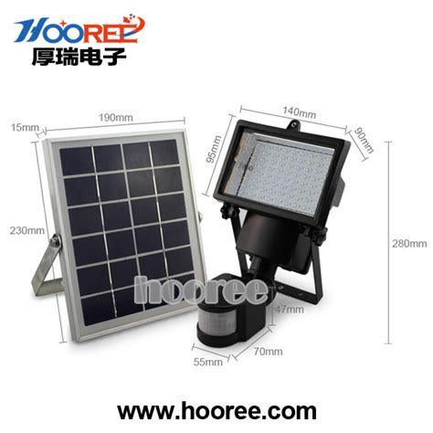 solar security light best selling solar panel with light