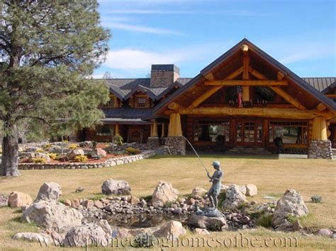 Log Home Picture Gallery