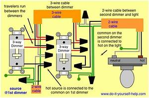 Maestro Dimmer Wiring Diagram