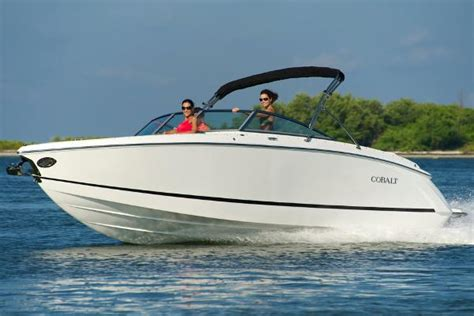 Cobalt Boats Weight by Cobalt Runabouts Newr7 Boattest