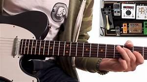 Country Guitar Pedalboard