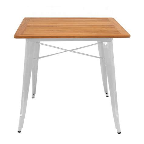 replica xavier pauchard tolix square table