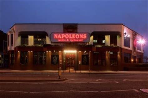 Napoleons Casino Hull - Full Details Including Casino Map