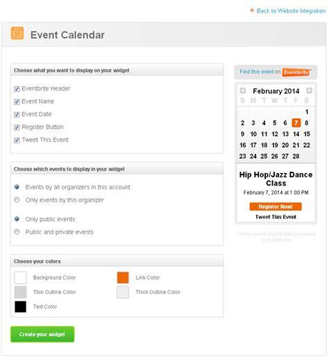 guide create event calendar eventbrite