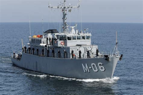 Baltijas valstu jūras eskadras mācībās pilnveidos iemaņas ...