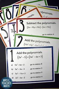 45 Best Polynomials Images On Pinterest