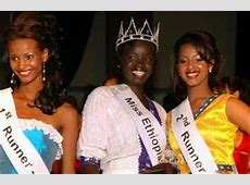 Hot Blog Miss Ethiopia 2009 hails from Gambella at Tadias