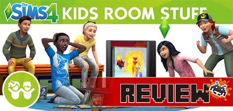 Review The Sims 4 Kids Room Stuff Pack (pc)  Sa Gamer