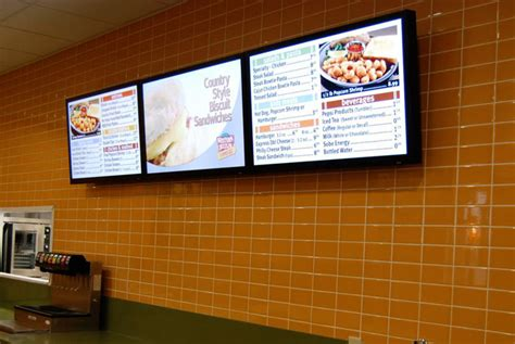 Digital Menu Boards ‹ Protech  New York Digital Signage. Editable Minnie Mouse Birthday Invitations. Google Lesson Plan Template. Cute Graduation Party Ideas. Training Certificate Template Free. Microsoft Excel Timesheet Template. Free Baby Shower Template. Number Of College Graduates By Major. Candy Table Ideas For Graduation
