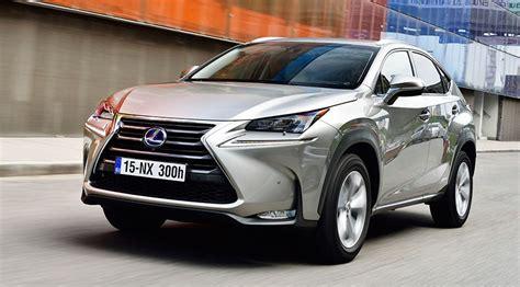 lexus nx  luxury    review car magazine