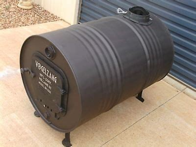 vogelzang barrel stove kit wood heater pot belly fire diy