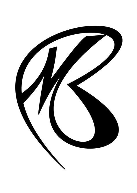mb logo design  mb logo initials logo design letter logo design
