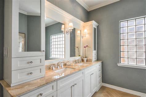 Modern Maizy Master Bathroom Remodel. Lennon Granite. Lotts Furniture. Mid Century Rugs. Window Coverings For Sliding Glass Door. What Is Wainscoting. White Modern Dresser. Folding Shower Seat. Ac Paving
